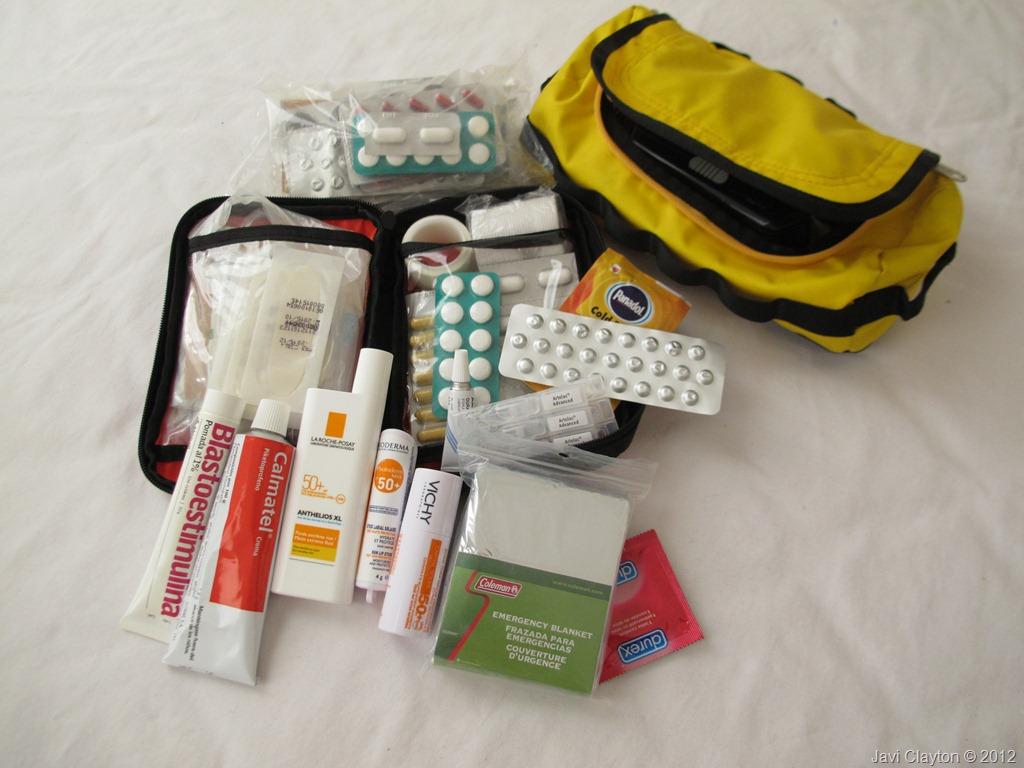 Basic First Aid Kit Basic Lifesystems First Aid